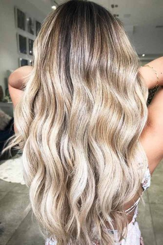 Some Balayage Tips Natural Color