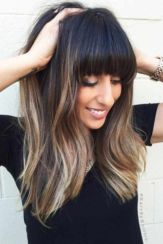 Straight Hair Bob Hairstyles Picture 2