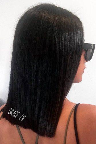 Straight Line Haircut