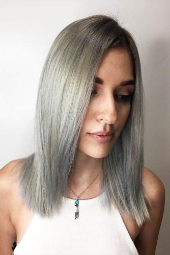 Straight Long Bob Hairstyles for Fast Perfect Look Picture 3