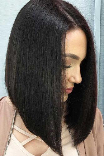 Straight Long Bob Hairstyles for Fast Perfect Look Picture 5