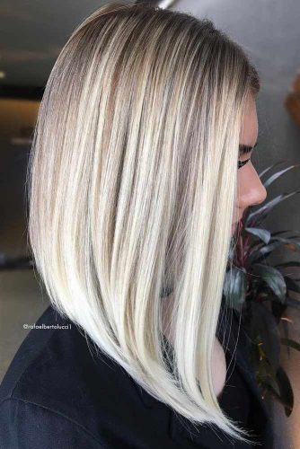 Straight Long Bob Hairstyles picture1