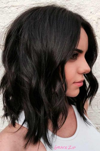 Stylish Layered Hairstyles for Shoulder Lenght Hair picture 4