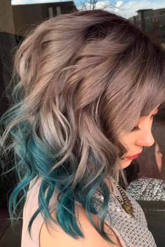 Stylish Layered Hairstyles for Shoulder Lenght Hair picture 5