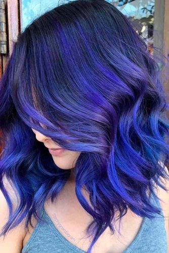 Stylish Layered Hairstyles for Shoulder Lenght Hair picture 6
