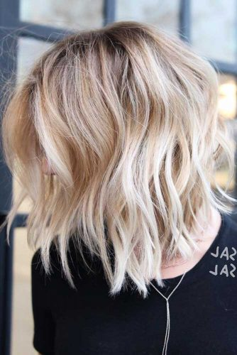 Stylish Medium Layered Hairstyles picture 3