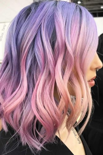 Stylish Wavy Hairstyles for Different Hair Colors picture 1