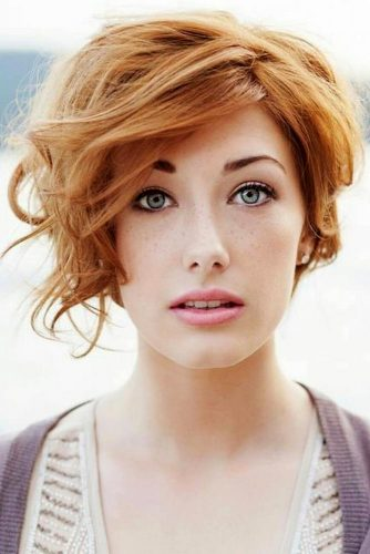 Super Short Bob Hairstyles with Asymmetric Picture 2