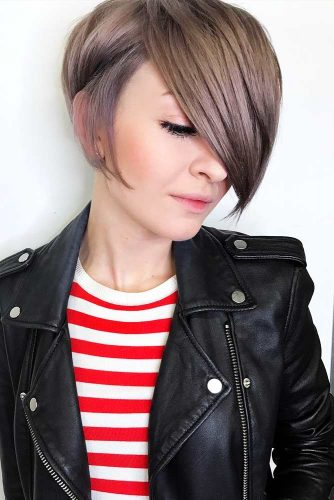 Super Short Bob Hairstyles With Asymmetric Picture Hairs London