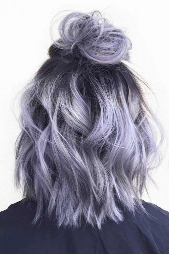 Top Knot Hairstyles picture1