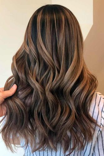 Trendy Brown Ombre Hairstyle Picture 1 Hairs London
