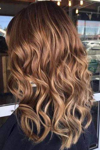 Trendy Brown Ombre Variations picture1