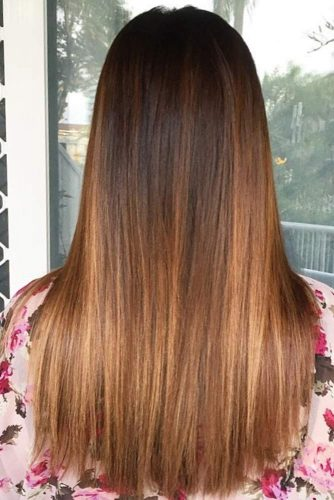 Trendy Brown Ombre Variations picture2