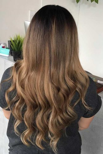 Trendy Brown Ombre Variations picture3