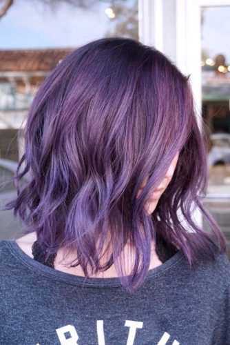 Trendy Color for Medium Hair picture 1