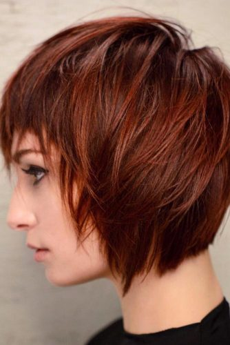 Trendy Short Hairstyles picture 3