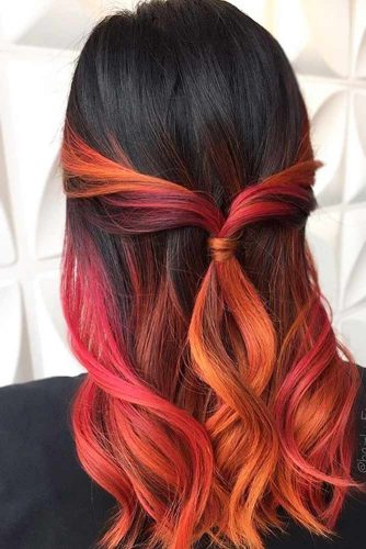 Twisted Hairstyles for Medium Hair picture 1