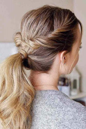 Twisted Hairstyles for Medium Hair picture 3