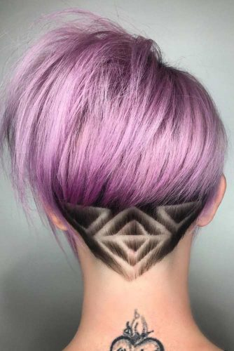Undercut Hair Styles for Short Hair picture3