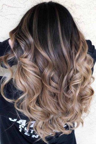Voluminous Long Haircut #haircutstyles #haircuts #longhair