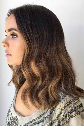 Wavy Hairstyles for Medium Length Hair picture1