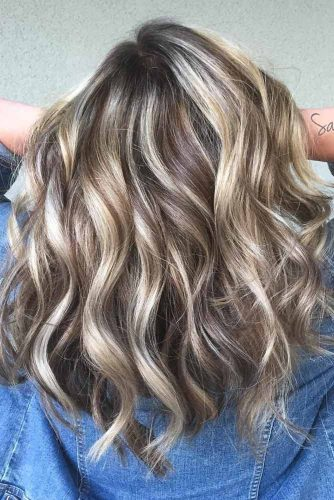 Wavy Hairstyles for Medium Length Hair picture2
