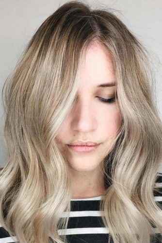 Wavy Medium Length Hair Styles picture 1