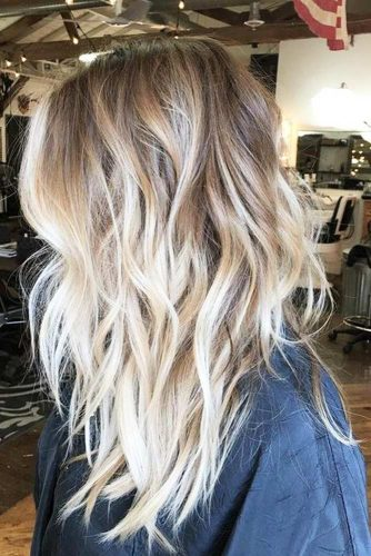 Wavy Medium Length Hair Styles picture 3