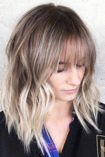 33 Shoulder Length Layered Haircuts To Rock Hairs London