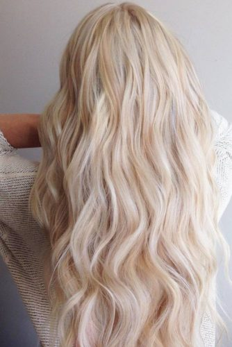 White Blonde for Ladies picture 2