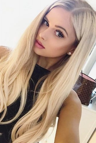 White Blonde for Ladies picture 3