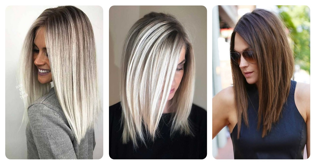 63 Refreshing Long Bob Hairstyles for 2021
