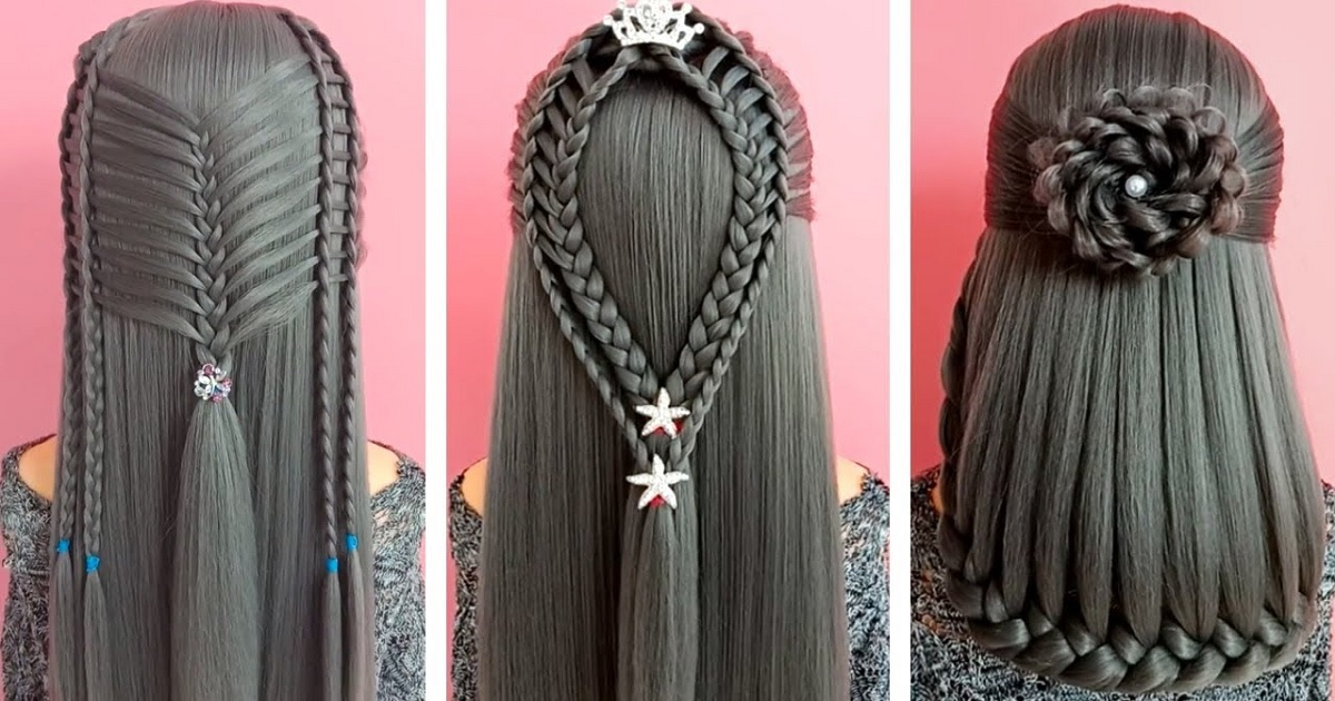 37 Braided Hairstyles For Girls Step By Step Tutorials