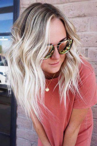 Balayage Sexy Hairstyle