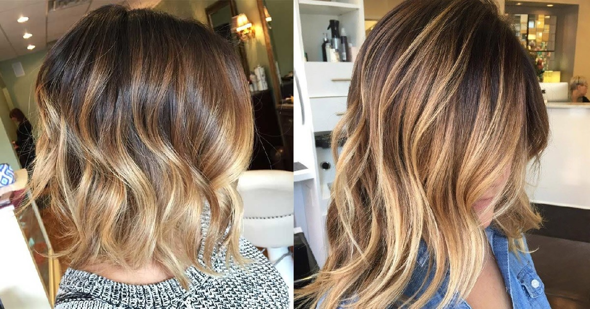 11c3c8952 50 Best Balayage Hair Color Ideas for 2019