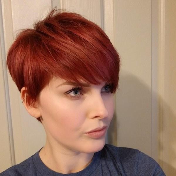 19-edgy-pixie-cut New Pixie Haircut Ideas in 2019