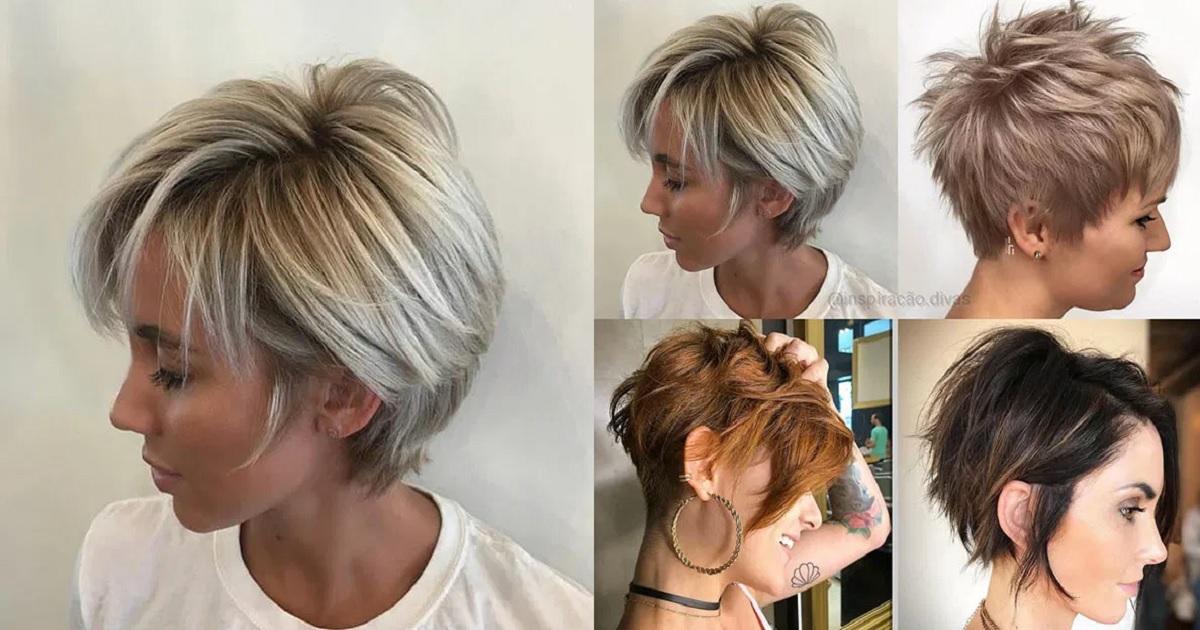 New Pixie Haircut Ideas 2021