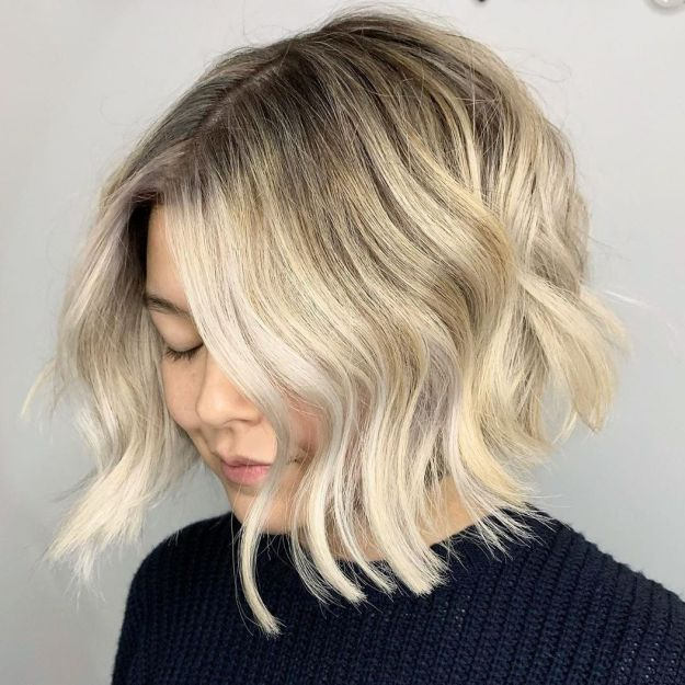 Best Bob For Blonde Hair