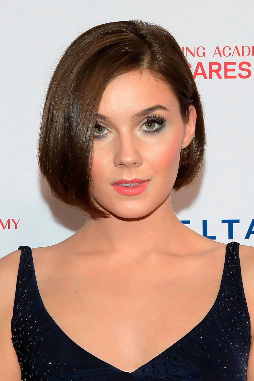 Sleek Deep Side Asymmetrical Haircut