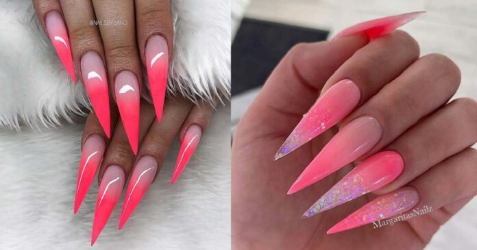 23-Pink-Ombre-Nails-to-Inspire-Your-Next-Manicure
