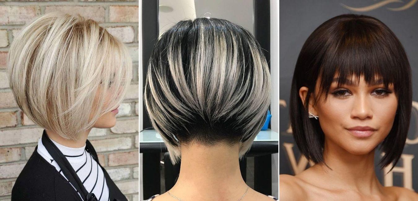 23 Gorgeous Bob Hairstyles 2021