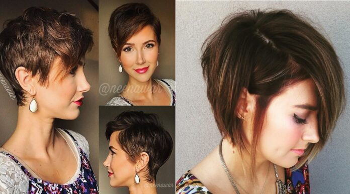 10-Short-Brown-Hairstyles-with-Fizz-Short-Haircut-Ideas