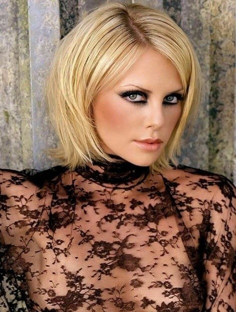 Short Layered Hairstyles for Blonde Hair